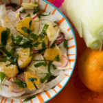salade fenouil clémentine youcookme
