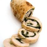 Roulés de poulet aux épinards et emmental - stylisme culinaire Youcookme