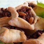 Chaussons libanais à la viande - stylisme culinaire Youcookme