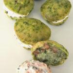 Bouchées épinard noix fourrées saumon - stylisme culinaire Youcookme