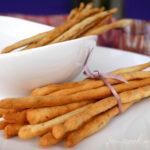 Sticks citron parmesan origan - stylisme culinaire Youcookme