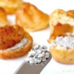 Petits chous sardines estragon - stylisme culinaire Youcookme